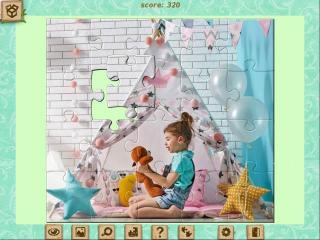 1001 Jigsaw Home Sweet Home screenshot