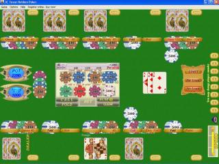 3C Texas Holdem Poker screenshot