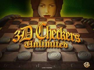 3D Checkers Unlimited screenshot