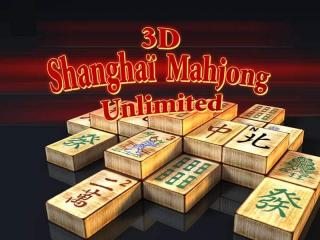 3D Shangai Mahjong Unlimited screenshot