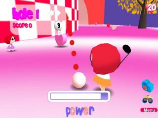 Amju Super Golf screenshot