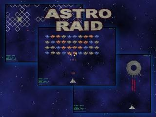AstroRaid screenshot