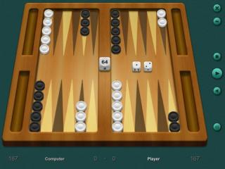 Backgammon Classic screenshot