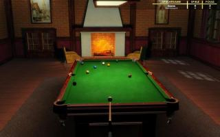 Billiard Deluxe screenshot
