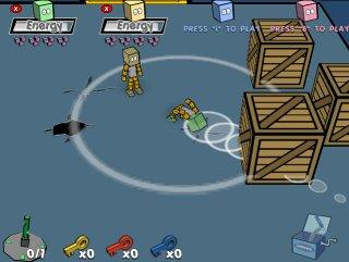 BlockHeads Clash screenshot