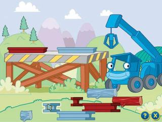 Bob the Builder: Can Do Carnival screenshot