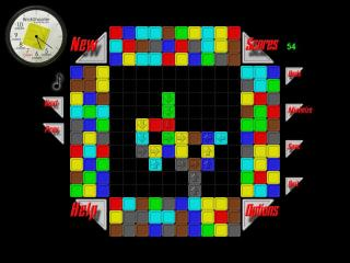 BrickShooter screenshot