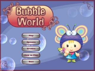 BubbleWorld screenshot