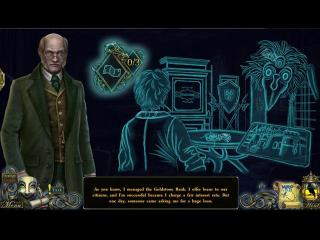 Dark Tales: Edgar Allan Poe's Lenore Collector's Edition screenshot