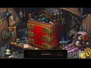 Dark Tales: Edgar Allan Poe's Lenore screenshot