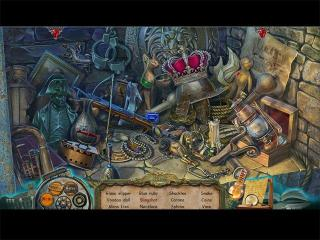 Dark Tales: Edgar Allan Poe's The Mystery of Marie Roget Collector's Edition screenshot