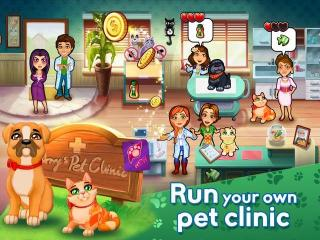Dr. Cares: Amy's Pet Clinic Collector's Edition screenshot