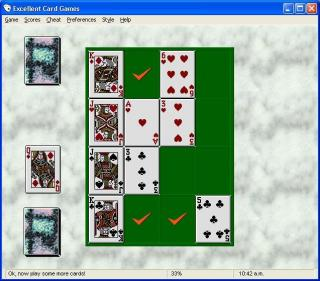 Excellent Card Games screenshot