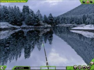 Fishing Simulator for Relax screenshot