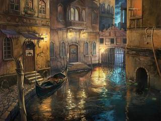 Grim Facade: Mystery of Venice Collector's Edition screenshot