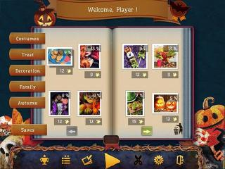 Holiday Jigsaw Halloween 4 screenshot