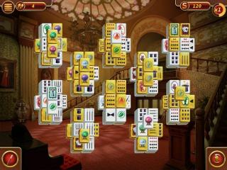 Hoyle Illusions Mahjongg screenshot