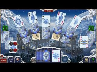 Jewel Match Solitaire: Winterscapes screenshot