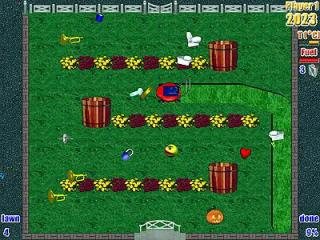 LawnMower screenshot