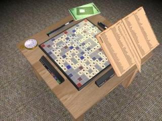 Letter Rack 3D screenshot