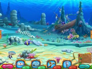 Lost in Reefs 2 screenshot