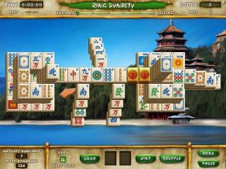 Mahjong Escape Ancient China screenshot