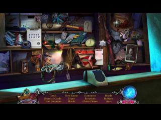 Medium Detective: Fright from the Past screenshot