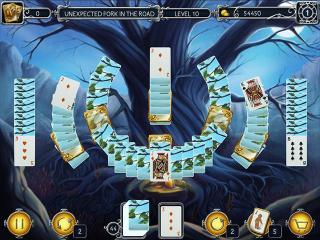 Mystery Solitaire: Grimm's tales screenshot