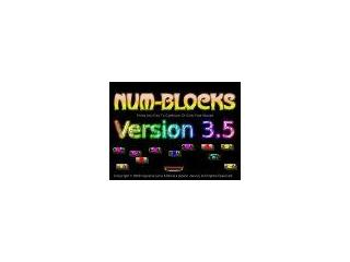 Num-Blocks screenshot