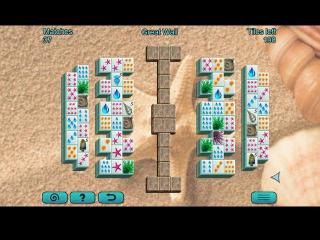 Ocean Mahjong screenshot