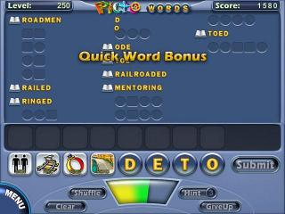 PictoWords screenshot