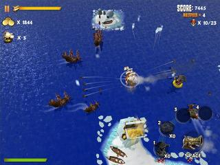 Pirates of Black Cove: Sink 'Em All! screenshot