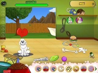Purrfect Pet Shop screenshot
