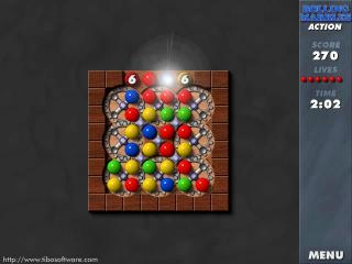 Rolling Marbles screenshot