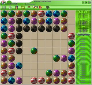 ScatterBall screenshot