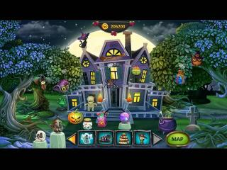Secrets of Magic 3: Happy Halloween screenshot