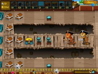 Skeleton Pirates screenshot