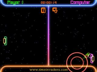 Space Ping Pong Match screenshot