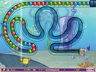 SpongeBob SquarePants Bubble Rush! screenshot