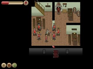 The Three Musketeers: Queen Anne's Diamonds screenshot