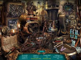 Unfinished Tales: Illicit Love Collector's Edition screenshot