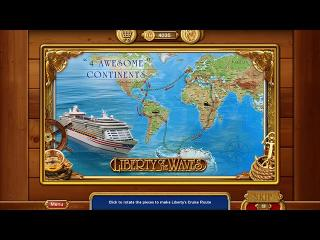 Vacation Adventures: Cruise Director 7 Collector's Edition screenshot