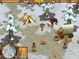 Westward III: Gold Rush screenshot