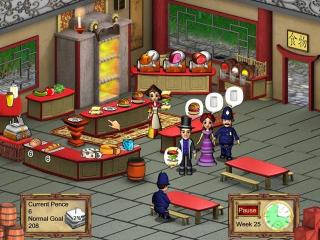 Ye Old Sandwich Shoppe screenshot