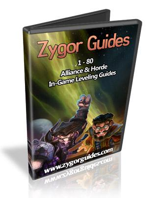 Zygor Horde and Alliance Guides screenshot